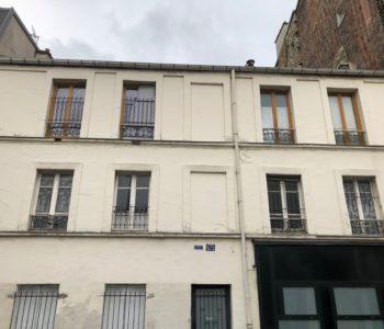 vente d'un immeuble Paris 15 ème