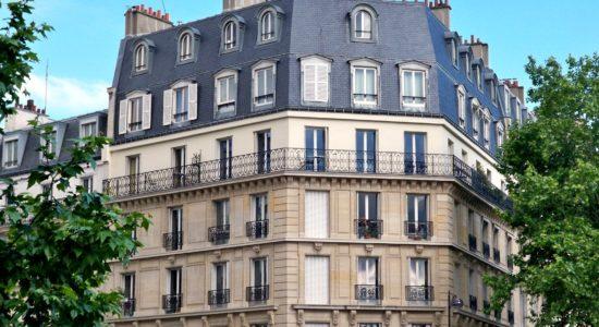 Immeuble typic parisien