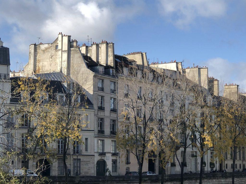 agence de vente d'immeubles à Paris