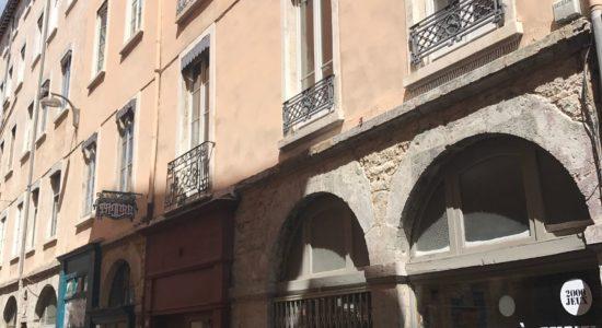 immeuble vendu à Lyon
